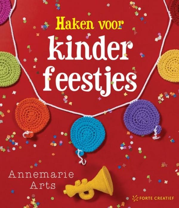 Haken Voor Kinderfeestjes Te Koop Bij Wol Hobbyshop Brei Allerlei